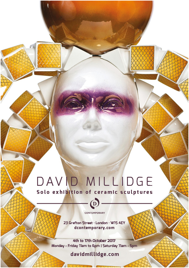 2017 David Millidge D Contemporary Exhibition